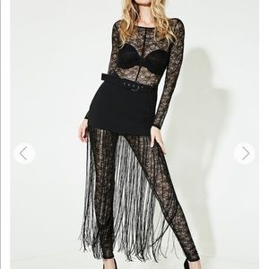 Guess Lace Catsuit
